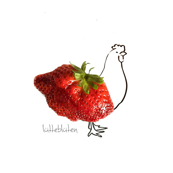 Strawberry Chicken