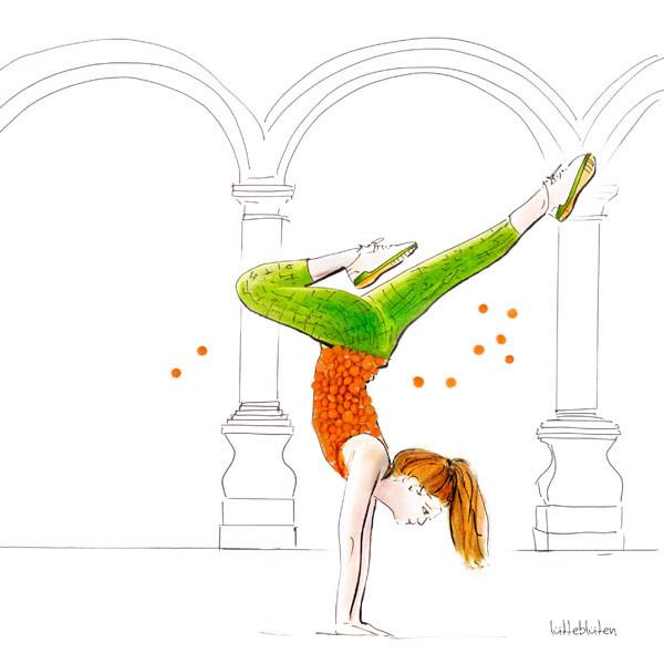Yoga gesunde Ernährung