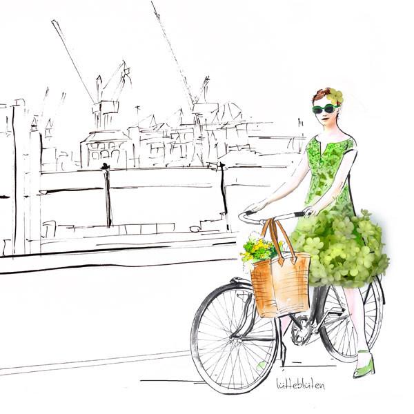 Fahrradtour Hafen Hamburg