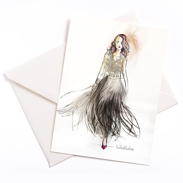 Kleid-Ketten