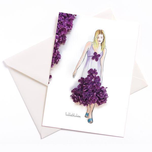 Lütteblüten Fliedertraum lila flieder